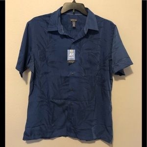 Van Heusen Classic Fit All-Over Cooling Shirt